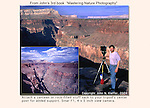 """Toroweep, Grand Canyon, Arizona. from: """"Mastering Nature Photography"""" by John Kieffer. .  John offers private photo tours in Arizona and and Colorado. Year-round."""