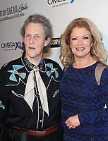 BEVERLY HILLS, CA - NOVEMBER 11: Temple Grandin, Mary Hart, at AMT's 2017 D.R.E.A.M. Gala at The Montage Hotel in Beverly Hills, California on November 11, 2017.  <br /> CAP/MPI/FS<br /> &copy;FS/MPI/Capital Pictures