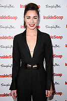 Julia Goulding at the Inside Soap Awards 2017 held at the Hippodrome, Leicester Square, London, UK. <br /> 06 November  2017<br /> Picture: Steve Vas/Featureflash/SilverHub 0208 004 5359 sales@silverhubmedia.com
