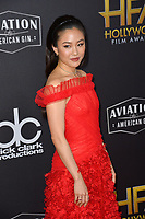 LOS ANGELES, CA. November 04, 2018: Constance Wu at the 22nd Annual Hollywood Film Awards at the Beverly Hilton Hotel.<br /> Picture: Paul Smith/FeatureflashLOS ANGELES, CA. November 04, 2018: Wendy Starland at the 22nd Annual Hollywood Film Awards at the Beverly Hilton Hotel.<br /> Picture: Paul Smith/FeatureflashLOS ANGELES, CA. November 04, 2018: Constance Wu at the 22nd Annual Hollywood Film Awards at the Beverly Hilton Hotel.<br /> Picture: Paul Smith/Featureflash