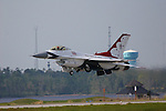 Thunderbird at Keesler Air Force Base