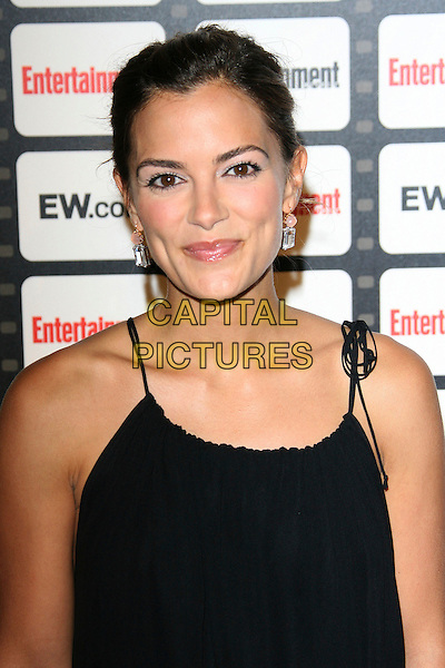REBECCA BUDIG.Entertainment Weekly Magazine Celebrates the 2006 Photo Issue held at Quixote Studios, West Hollywood, California, USA..October 4th, 2006.Ref: ADM/ZL.headshot portrait.www.capitalpictures.com.sales@capitalpictures.com.©Zach Lipp/AdMedia/Capital Pictures.