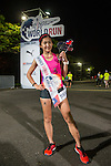 Taiwan Female Champion Yafen Chen during the Wings for Life World Run on 08 May, 2016 in Yilan, Taiwan. Photo by Lucas Schifres / Power Sport Images
