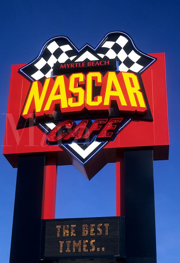 NASCAR Cafe, Myrtle Beach, South Carolina, USA
