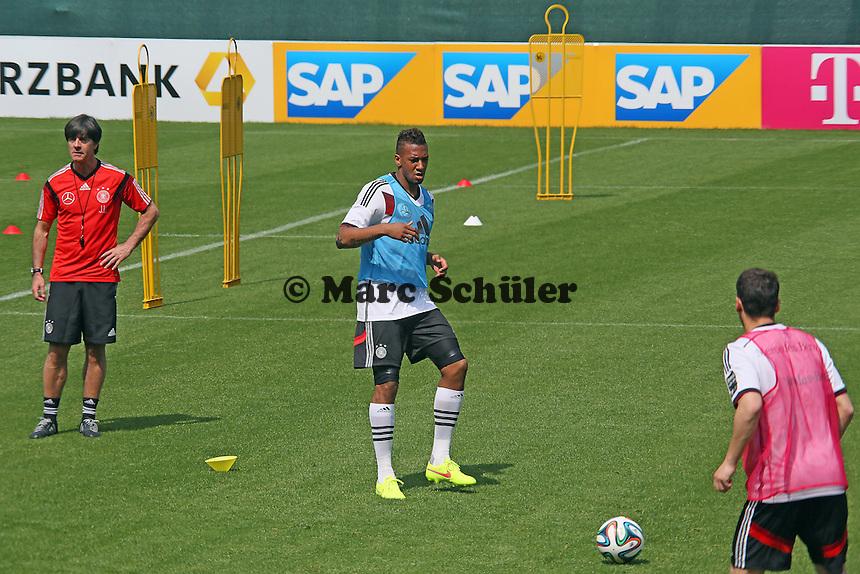 Jerome Boateng - Trainingslager der Deutschen Nationalmannschaft zur WM-Vorbereitung in St. Martin