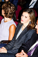 Queen Letizia at Save Food Congress 2016.