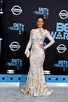 LOS ANGELES - JUN 25:  Angela Rye at the BET Awards 2017 at the Microsoft Theater on June 25, 2017 in Los Angeles, CA