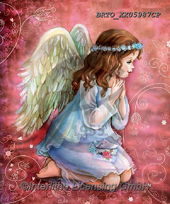 Alfredo, CHILDREN, KINDER, NIÑOS, paintings+++++,BRTOXX05987CP,#k#, EVERYDAY ,angel,angels