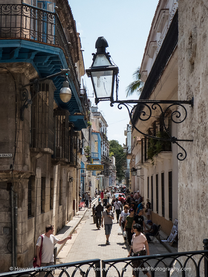 Calle San Ignacio, Old Havana