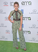 BURBANK, CA. October 22, 2016: Chloe Lukasiak at the 26th Annual Environmental Media Awards at Warner Bros. Studios, Burbank.<br /> Picture: Paul Smith/Featureflash/SilverHub 0208 004 5359/ 07711 972644 Editors@silverhubmedia.com