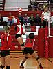 Coquille Varsity&JV-Harrisburg Volleyball