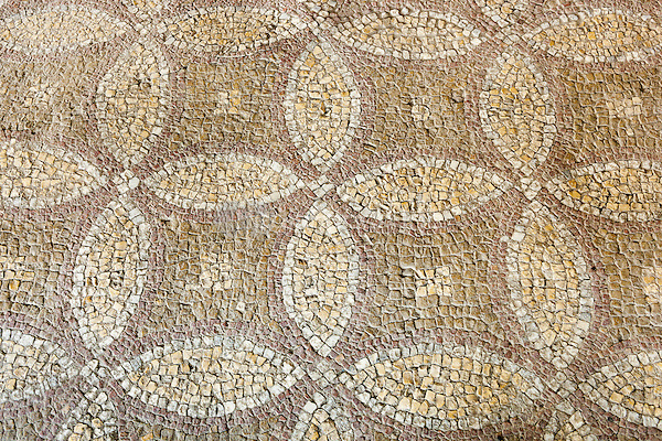Floor mosaic in the Roman Mosaic Museum, also known as the Roman Edifice, Constanta, Romania   June 2015<br /> CAP/MEL<br /> &copy;MEL/Capital Pictures /MediaPunch ***NORTH AND SOUTH AMERICA ONLY***