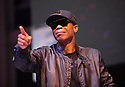 MIRAMAR, FL - May 18: Doug E Fresh performs during The PK's Throwback 105.5 Birthday Bash & Godfathers Of Hip Hop at Miramar Regional Park Ampitheatre on May 18, 2018 in Miramar, Florida.  ( Photo by Johnny Louis / jlnphotography.com )
