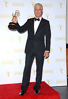08 June  2018 -  Anthony Bourdain, the TV celebrity and food writer who hosted CNN's &quot; Parts Unknown,&quot; was found dead in his hotel room. File Photo: 16 August 2014 - Los Angeles, California - Anthony Bourdain. Winners of the 2014 Creative Arts Emmy Awards press room held at Nokia Theater L.A. LIVE in Los Angeles, Ca. <br /> CAP/ADM<br /> &copy;ADM/Capital Pictures