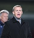 Stevenage manager Gary Smith. - Stevenage v Colchester United - npower League 1 - Lamex Stadium, Stevenage - 20th March, 2012. © Kevin Coleman 2012