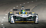 Lucas di Grassi of Brazil from Audi Sport ABT Schaeffler on track at the Formula E Non-Qualifying Practice 3 during the FIA Formula E Hong Kong E-Prix Round 2 at the Central Harbourfront Circuit on 03 December 2017 in Hong Kong, Hong Kong. Photo by Marcio Rodrigo Machado / Power Sport Images