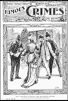 BNPS.co.uk (01202) 558833<br /> Picture: AmberleyPublishing/BNPS<br /> <br /> ****Please use full byline****<br /> <br /> The murder of Harriet Lane.<br /> <br /> Even Kirsty and Phil would struggle to sell these houses...<br /> <br /> These London properties may appear to be nothing out of the ordinary, but their grisly past as blood-soaked crime scenes has now been revealed.<br /> <br /> In the late 19th and early 20th century the buildings were home to brutal murders carried out by jilted lovers, the clinically insane, and organised gangs.<br /> <br /> Despite their morbid history all of the houses still stand today - and are being lived in or are now takeaways, cafes, and restaurants.<br /> <br /> Dr Jan Bodenson has spent the last decade researching the horrendous histories of the buildings and has now unveiled his findings in a new book.