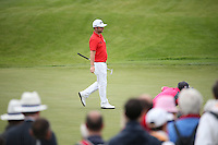 Andy Sullivan (ENG) on the 5th hole during Round Two of the 100th Open de France, played at Le Golf National, Guyancourt, Paris, France. 01/07/2016. Picture: David Lloyd | Golffile.<br /> <br /> All photos usage must carry mandatory copyright credit (&copy; Golffile | David Lloyd)