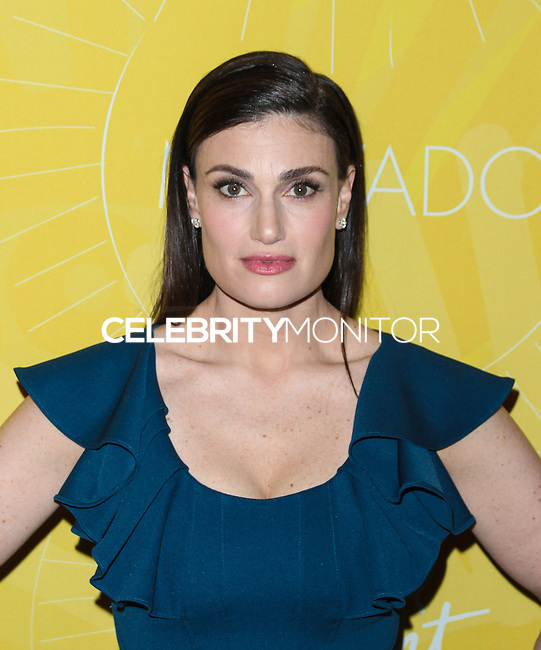 NEW YORK CITY, NY, USA - APRIL 25: Idina Menzel at the 2014 Variety Power Of Women: New York Luncheon held at Cipriani 42nd Street on April 25, 2014 in New York City, New York, United States. (Photo by Jeffery Duran/Celebrity Monitor)
