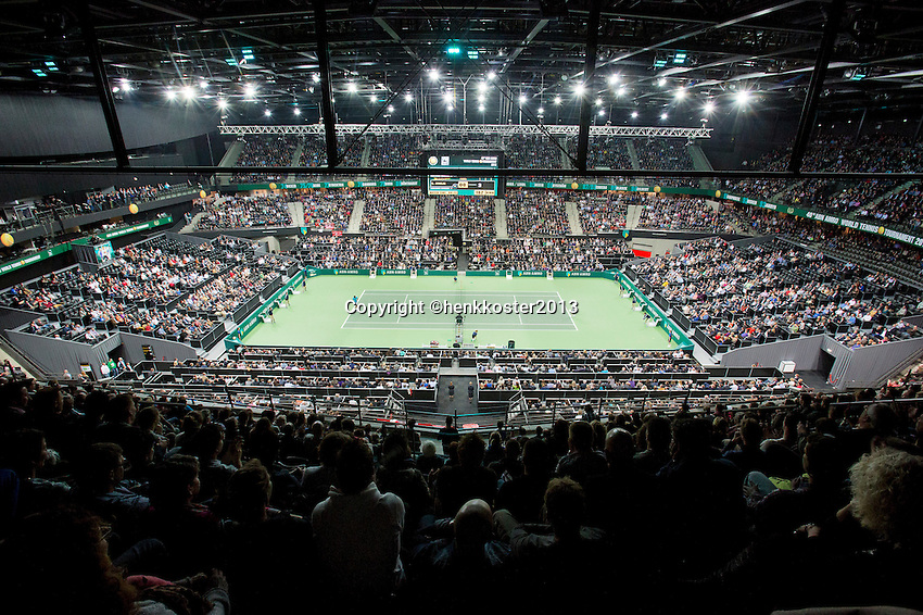 13-02-13, Tennis, Rotterdam, ABNAMROWTT, .