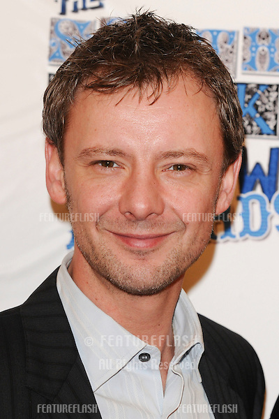 John Simm arriving for the South Bank Show Awards 2010, the last ever, at the Dorchester Hotel.  26/01/2010  Picture by: Steve Vas / Featureflash