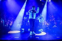 Fettes Brot - Teenager vom Mars Tour 2015 in der Stadthalle  Braunschweig am 27.November 2015. Foto: Rüdiger Knuth