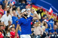 Davis Cup : France vs Spain : Benoît Paire vs Pablo Carreno Busta - Lille