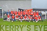 PATRICK O'MAHONY: The Ballyheigue team hosts of the Patrick O'Mahony senior hurling tournament at Ballyheigue on Saturday.