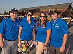 David Tayor, Erin Krug, Rachael Jones and Microsoft Reno General Manager Owen Roberts at the Microsoft 8th Annual Charity Golf Tournament held at Red Hawk Golf and Resort in Sparks on Friday, August 19, 2016.