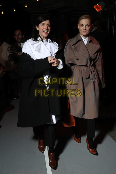 DRIES VAN NOTEN<br /> at Paris Fashion Week FW 17 18<br /> in Paris, France on February 28, 2017.<br /> CAP/GOL<br /> &copy;GOL/Capital Pictures