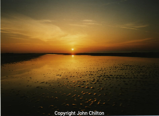 Photo of Sunrise over Atlantic Ocean
