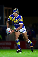 Picture by Alex Whitehead/SWpix.com - 08/03/2018 - Rugby League - Betfred Super League - Leeds Rhinos v Hull FC - Emerald Headingley Stadium, Leeds, England -Leeds' Ashton Golding.