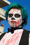 The 2015 Asbury Park Zombie Walk drew thousands to the historic Jersey shore town on Oct. 10 for the annual pre-Halloween spectacle of the walking dead.