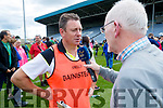 Jimmy Keane Manager after Kerry's victory over Meath in the All Ireland Junior Football Final at O'Moore Park, Portlaoise on Saturday.