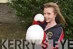 Kerry ladies boxer Niamh Ball