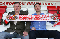 AFC Hornchurch Press Conference 31-05-06