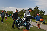 Xander Schauffele (USA) makes his way to 15 during Round 1 of the Valero Texas Open, AT&amp;T Oaks Course, TPC San Antonio, San Antonio, Texas, USA. 4/19/2018.<br /> Picture: Golffile | Ken Murray<br /> <br /> <br /> All photo usage must carry mandatory copyright credit (&copy; Golffile | Ken Murray)
