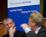 121113: Bertelsmann Stiftung / Panel on Europe, Turkey and the Arabellion after the US Elections