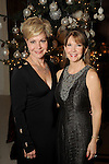Melanie Skrivanos and co-chair Donna Grehn at the 27th annual Trees of Hope Holiday Gala at The Citadel on Kirby Friday Oct. 04,2016.(Dave Rossman photo)