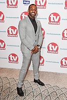 Richard Blackwood<br /> arriving for the TV Choice Awards 2017 at The Dorchester Hotel, London. <br /> <br /> <br /> ©Ash Knotek  D3303  04/09/2017