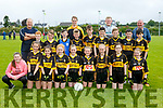 Currow at the Scartaglin GAA Memorial blitz for the late Jack Rahilly on Saturday