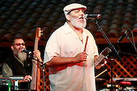 May 30, 2009:  Poncho Sanchez at 'Rhythm on the Vine' charity event to benefit Shriners Children Hospital held at  the Gainey Vineyard in Santa Ynez, California..Photo by Nina Prommer/Milestone Photo