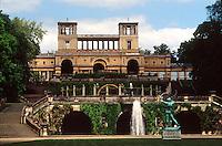 Park Sanssouci, Orangerie, Potsdam, Germany..