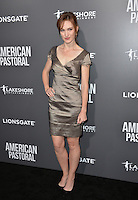 BEVERLY HILLS, CA. October 13, 2016: Kristen Rakes at the Los Angeles premiere of &quot;American Pastoral&quot; at The Academy's Samuel Goldwyn Theatre.<br /> Picture: Paul Smith/Featureflash/SilverHub 0208 004 5359/ 07711 972644 Editors@silverhubmedia.com