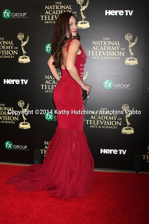 LOS ANGELES - JUN 22:  Jade Harlow at the 2014 Daytime Emmy Awards Arrivals at the Beverly Hilton Hotel on June 22, 2014 in Beverly Hills, CA