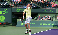 KEVIN ANDERSON (RSA)<br /> <br /> MIAMI OPEN, CRANDON PARK, KEY BISCAYNE, FLORIDA, USA<br /> <br /> &copy; TENNIS PHOTO NETWORK