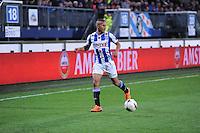 VOETBAL: HEERENVEEN: Abe Lenstra Stadion, 11-04-2015, Eredivisie, sc Heerenveen - AZ Alkmaar, Luciano Slagveer (#17), Eindstand: 5-2, ©foto Martin de Jong