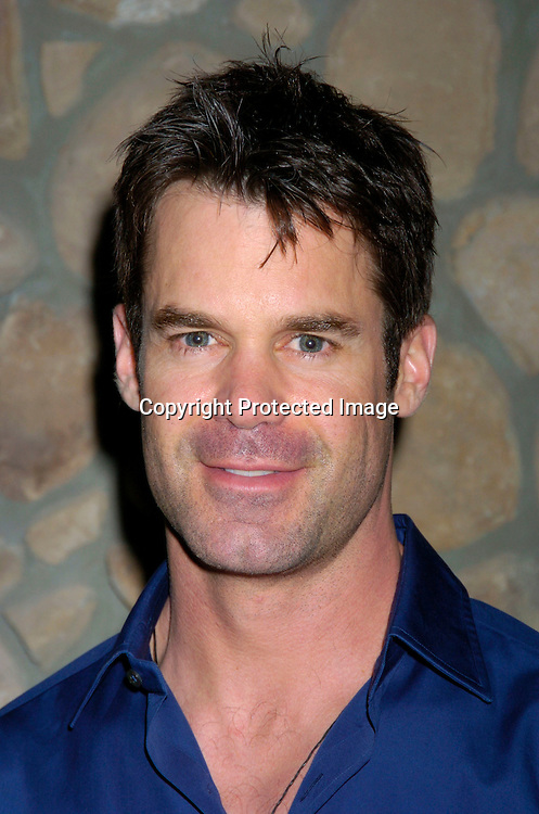 Tuc Watkins..at Marcia Tovsky's Pre Emmy party at Quo on May 19, 2004. ..Photo by Robin Platzer, Twin Images