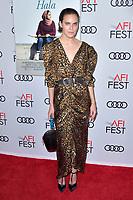 Tallulah Willis beim Screening des Kinofilms 'Hala' auf dem AFI Fest 2019 im TCL Chinese Theatre. Los Angeles, 18.11.2019