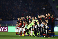 12th January 2020; Stadio Olympico, Rome, Italy; Italian Serie A Football, Roma versus Juventus;